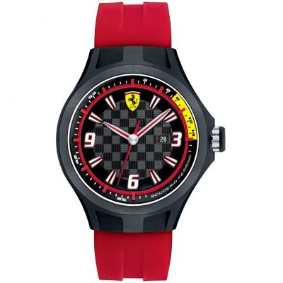 Mens Scuderia Ferrari SF101 Pit Crew Watch 0830002