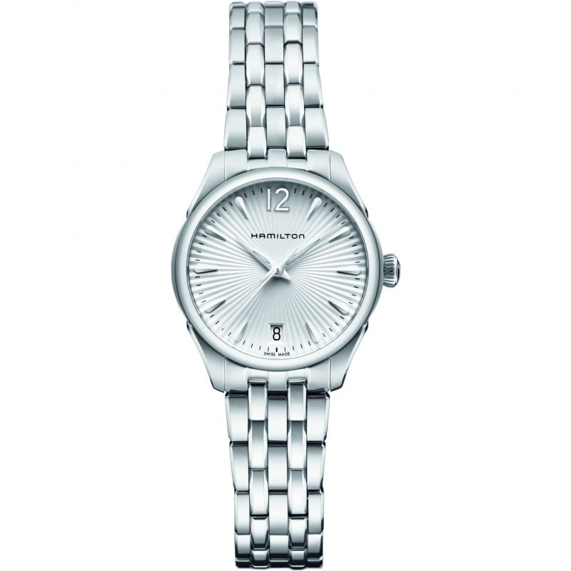 Ladies Hamilton Jazzmaster Lady 30mm Watch H42211155