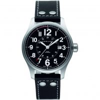 Mens Hamilton Khaki Field Officer Automatic Watch H70615733