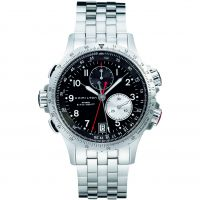 Mens Hamilton Khaki ETO Chronograph Watch
