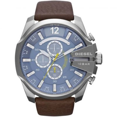 Diesel Chief Herrenchronograph in Braun DZ4281