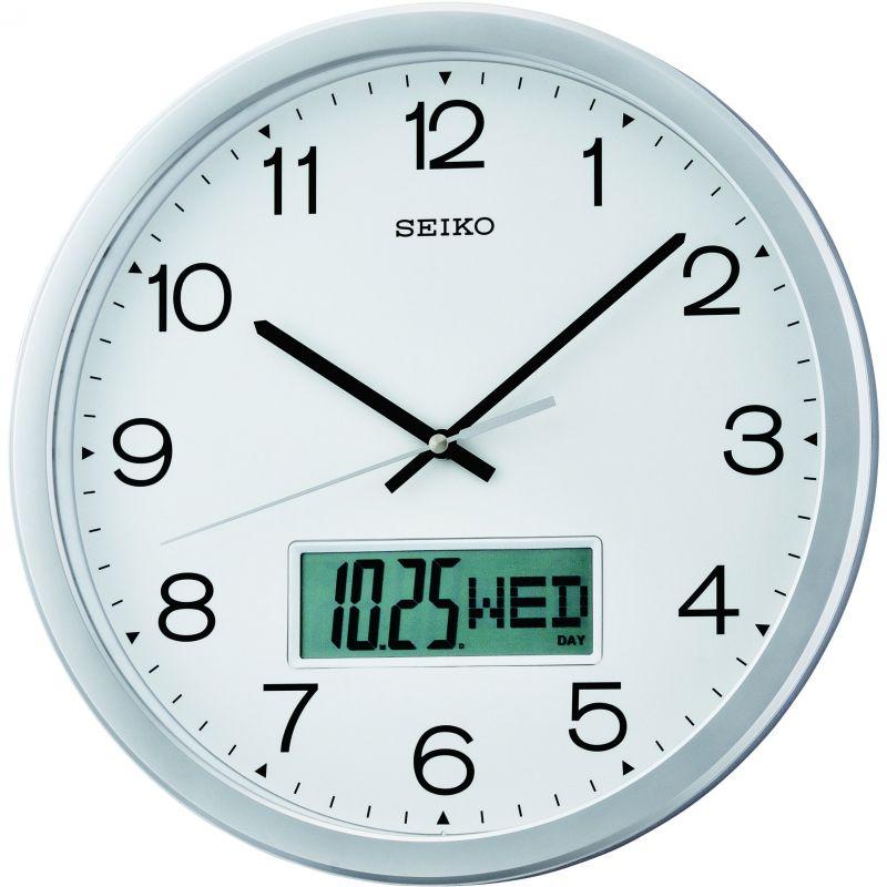 Clock Seiko Clocks Wall Clock Watch Qxl007s Watchshop Com