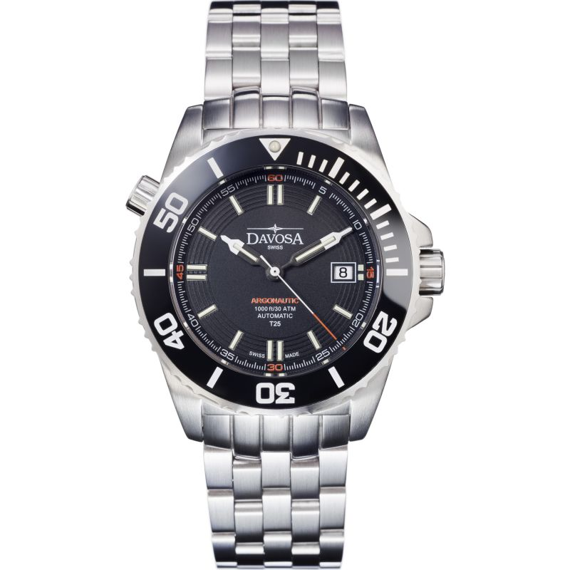 Mens Davosa Argonautic Lumis Automatic Watch