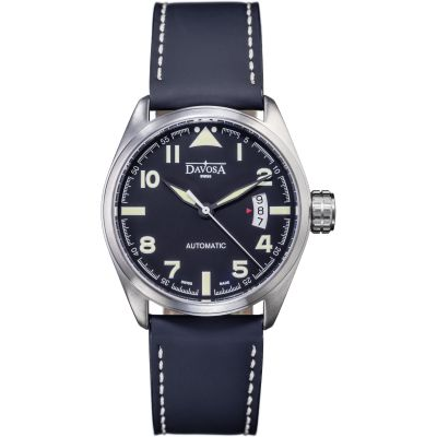 Mens Davosa Military Automatic Watch 16151154