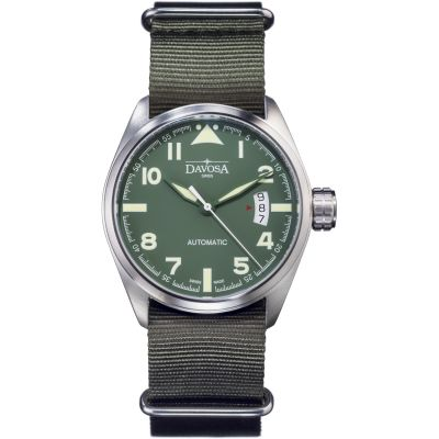 Mens Davosa Military Automatic Watch 16151174