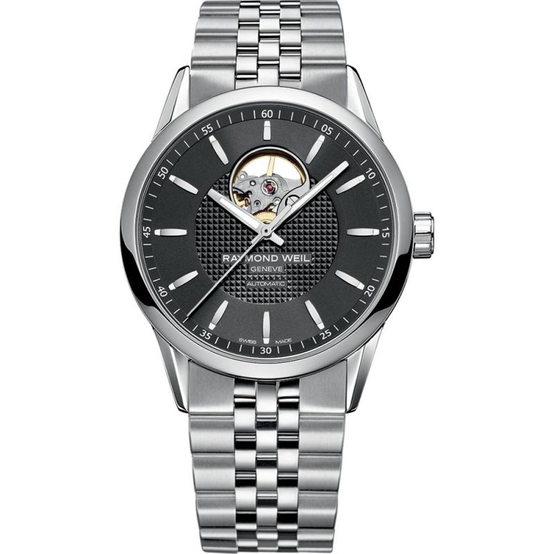 Mens Raymond Weil Freelancer Automatic Watch 2710-ST-20021
