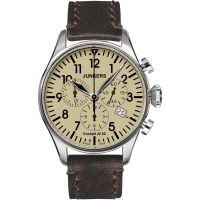 Mens Junkers Cockpit JU52 Chronograph Watch