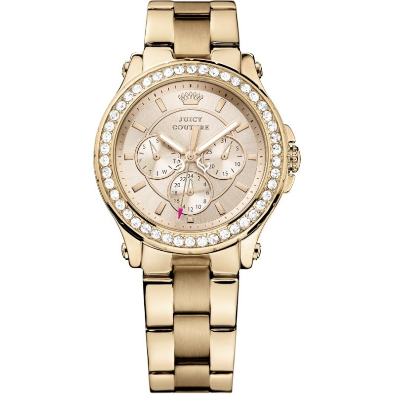 Ladies Juicy Couture Pedigree Chronograph Watch
