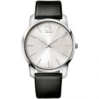 Mens Calvin Klein City Watch K2G211C6