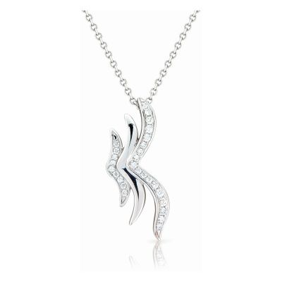 Jewellery 18ct White Gold Chain