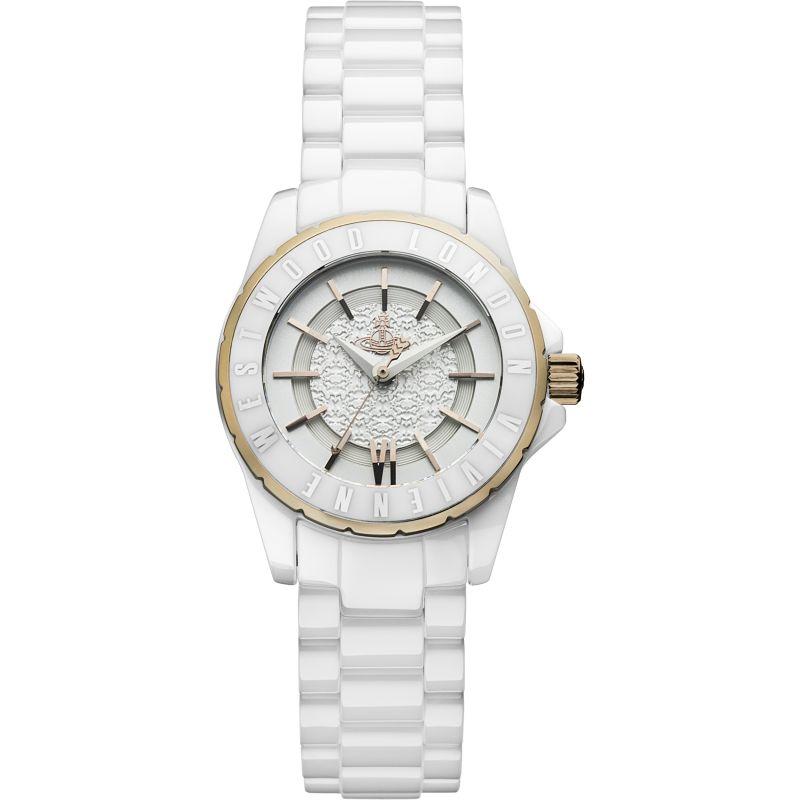 Ladies Vivienne Westwood Sloane II Ceramic Watch