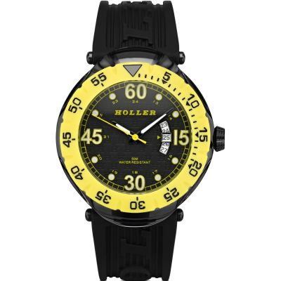 Mens Holler Goldwax Watch HLW2188-S7