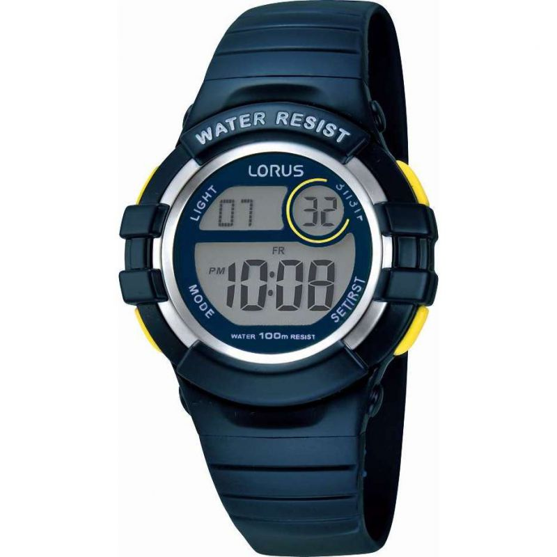 Image of  			   			  			   			  Childrens Lorus Alarm Watch