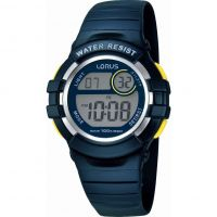 Childrens Lorus Alarm Watch R2381HX9