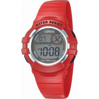 Childrens Lorus Alarm Watch R2399HX9