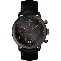 Mens 88 Rue Du Rhone Double 8 Origin 45mm Chronograph Watch 87WA130032
