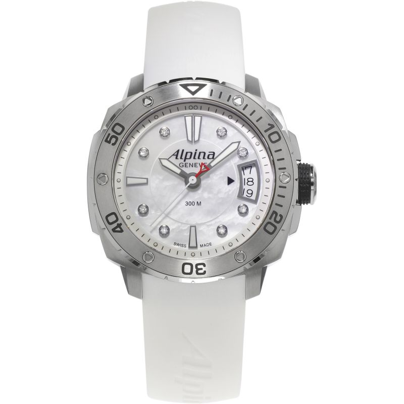 Ladies Alpina Diver Midsize Watch