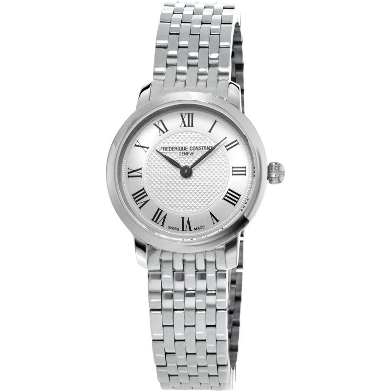 Ladies Frederique Constant Slim Line Watch