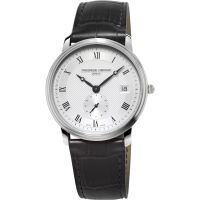 Mens Frederique Constant Slim Line Small Second Watch