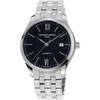 Mens Frederique Constant Index Slim Automatic Watch