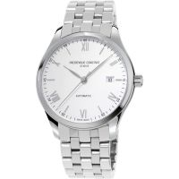 Mens Frederique Constant Index Slim Automatic Watch FC-303WN5B6B