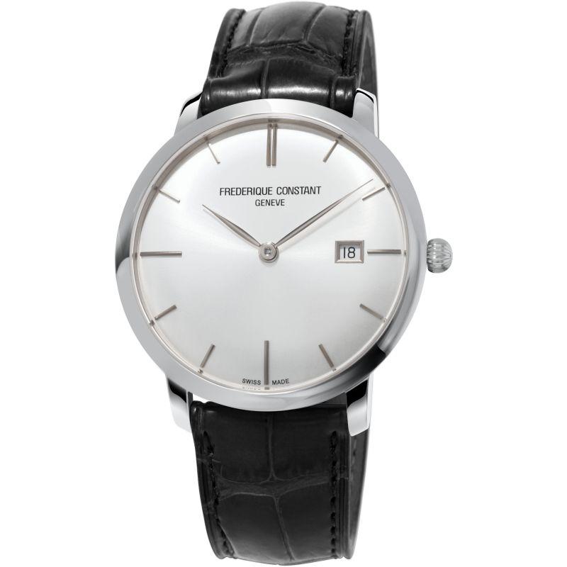 Mens Frederique Constant Slim Line Automatic Watch