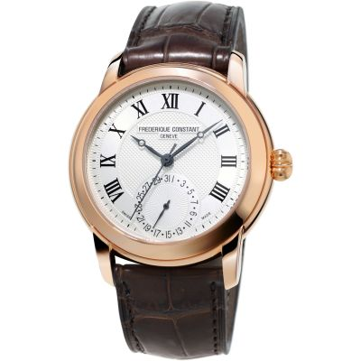 Mens Frederique Constant Classic Manufacture Automatic Watch FC-710MC4H4