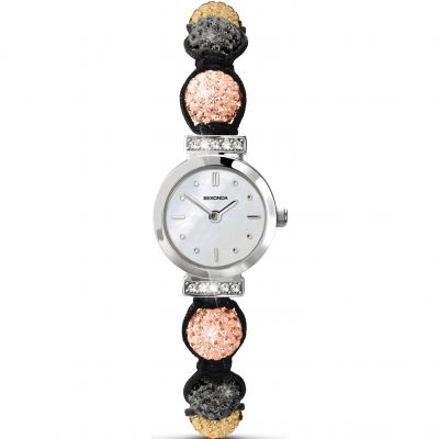 Ladies Sekonda Crystalla Watch 4718