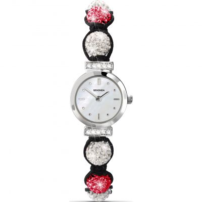 Ladies Sekonda Crystalla Watch 4735