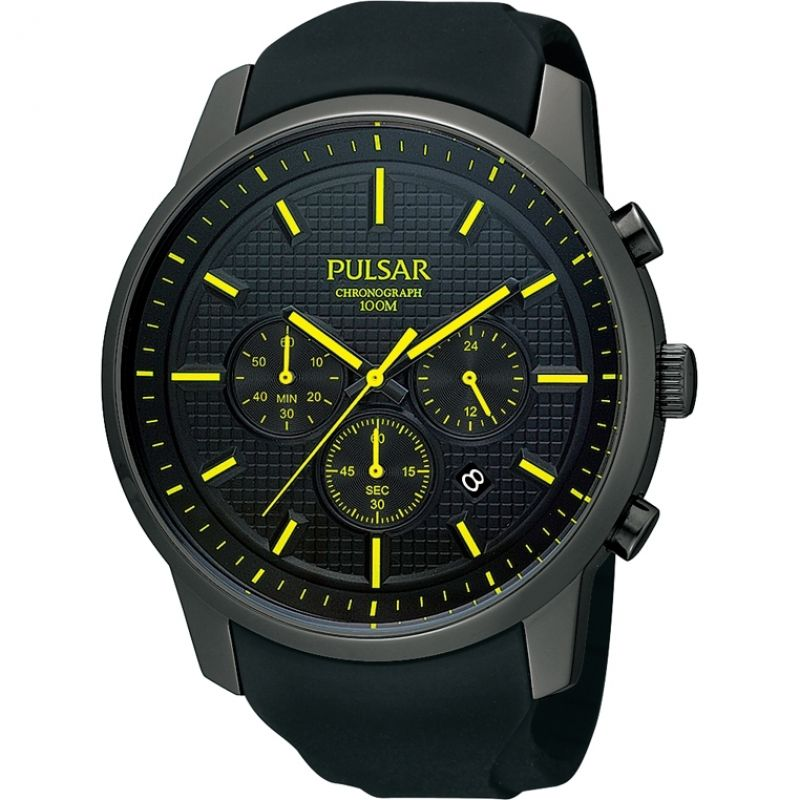 Mens Pulsar Chronograph Watch PT3193X1