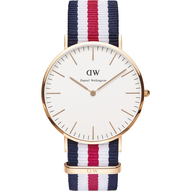 Mens Daniel Wellington Canterbury 40mm Watch