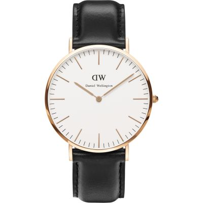 Mens Daniel Wellington Sheffield 40mm Watch DW00100007