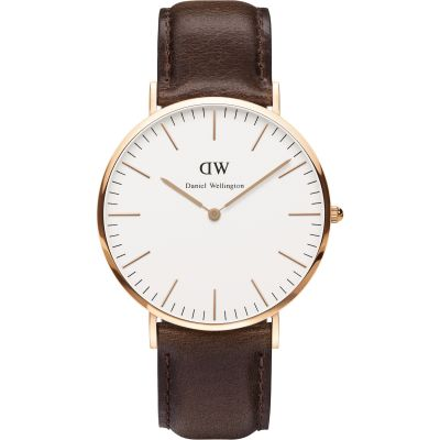 Mens Daniel Wellington Bristol 40mm Watch DW00100009