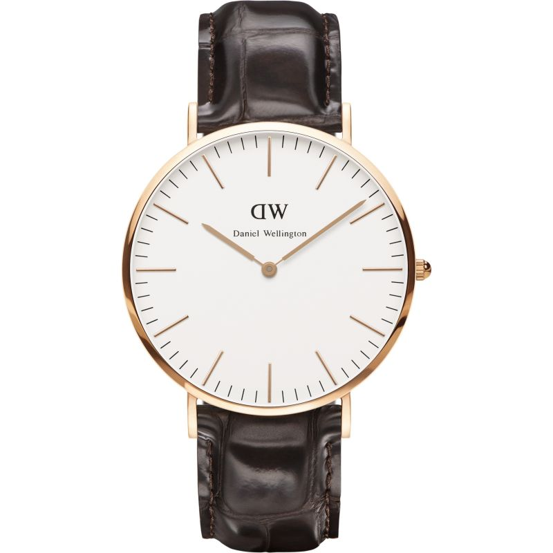 Mens Daniel Wellington York 40mm Watch