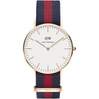 Daniel Wellington Oxford Rose 36mm WATCH