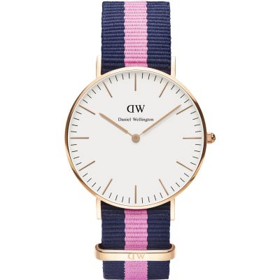 Ladies Daniel Wellington Winchester Rose 36mm Watch DW00100033