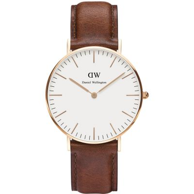 Ladies Daniel Wellington St Mawes Rose 36mm Watch DW00100035
