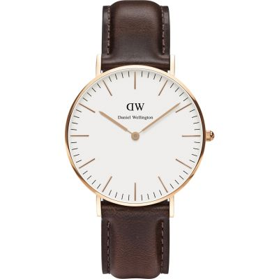 Ladies Daniel Wellington Bristol Rose 36mm Watch DW00100039