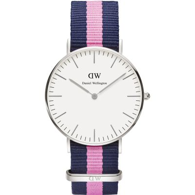 Ladies Daniel Wellington Winchester Silver 36mm Watch DW00100049