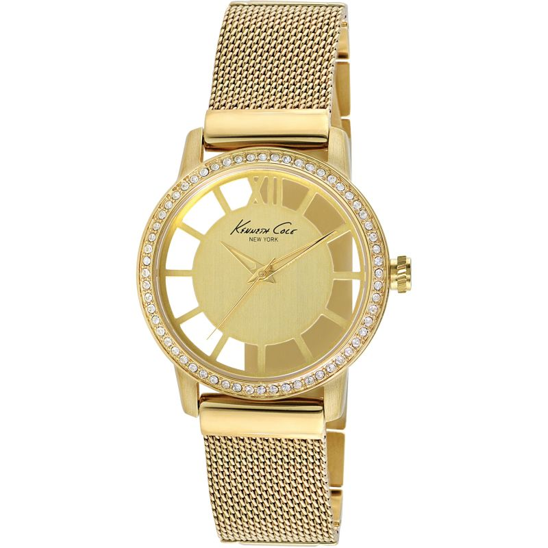 Ladies Kenneth Cole Transparency Watch