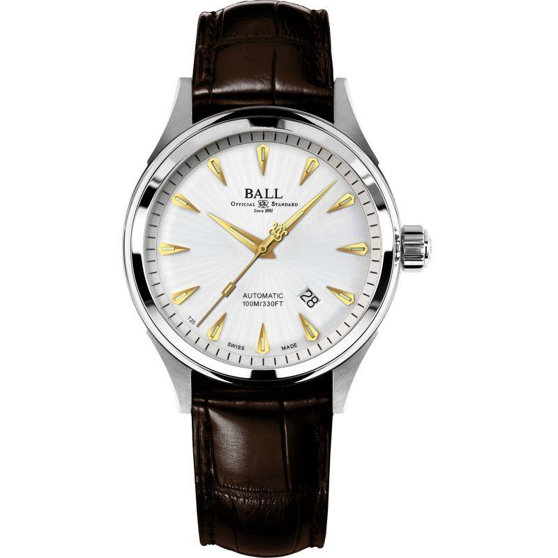 Mens Ball Fireman Racer Classic Automatic Watch