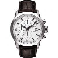Mens Tissot PRC200 Automatic Chronograph Watch T0554271601700