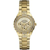 Ladies Guess Viva Watch W0111L2