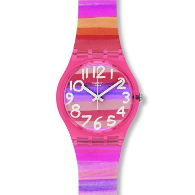 Swatch Original Gent Astilbe Damenuhr in Mehrfarbig GP140