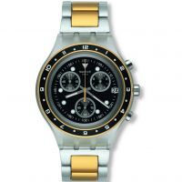 Mens Swatch Antenor Chronograph Watch