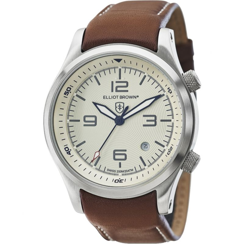 Mens Elliot Brown Canford Watch 202-003-L03