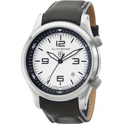 Elliot Brown Canford Herenhorloge Blauw 202-005-L02