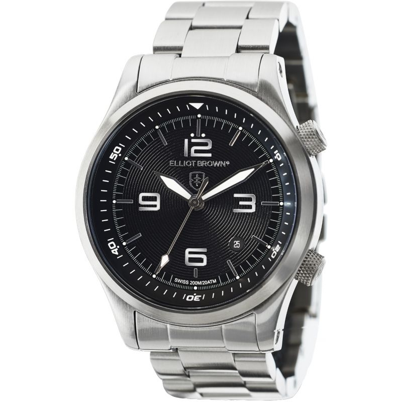 Mens Elliot Brown Canford Watch 202-006-B02