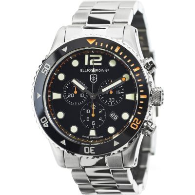 Montre Chronographe Homme Elliot Brown Bloxworth 929-005-B01