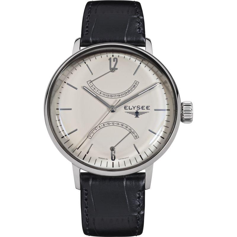 Mens Elysee Sithon GMT Watch